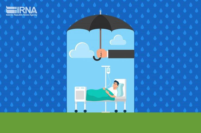توقف ارزیابی وسع برای متقاضیان بیمه رایگان سلامت به دلیل کرونا