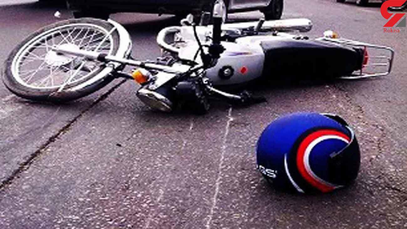 تصادف هولناک در کردکوی / جوان ۲۳ ساله به کما رفت