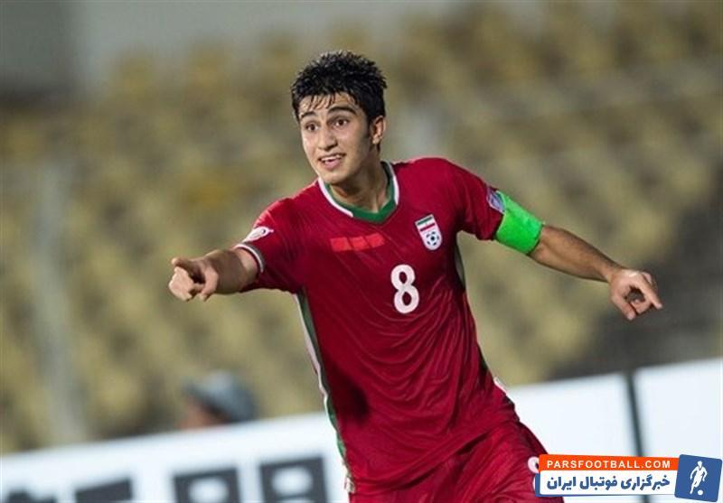 خرید جدید پرسپولیس : جوان ترین بازیکن لیگ قهرمانان آسیا هستم