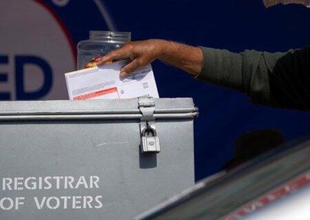 خرید و فروش رأی در تگزاس
