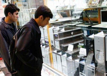 آخرین قیمت انواع تجهیزات رایانه ای در بازار