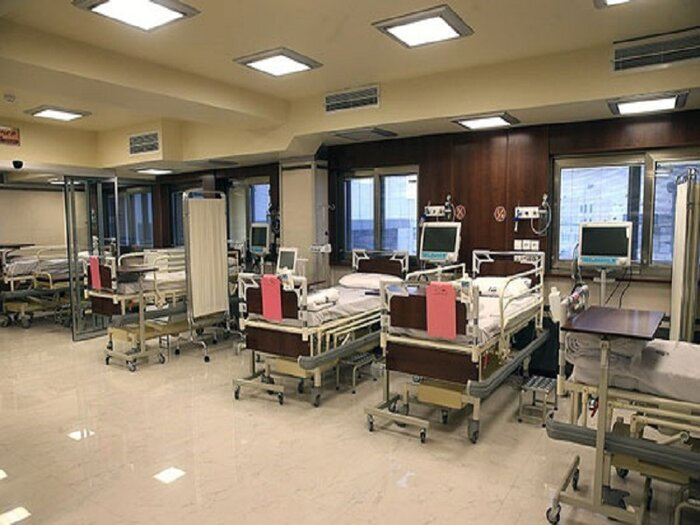 رشد ۵۰ درصدی تختهای بیمارستانی در هرمزگان