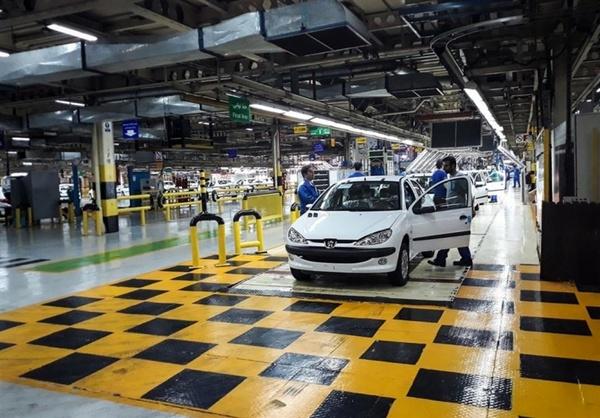 رشد ۵۴درصدی تولید ایران خودرو با فروش ۲۵۰ هزار خودرو در ۷ ماه/ دلیل تولید خودرو با کسری قطعه اعلام شد
