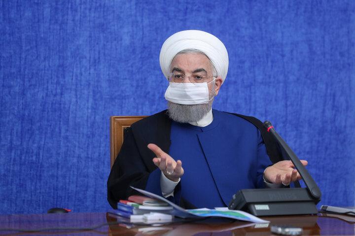 روحانی: در برجام و کاهش تعهدات حساب شده عمل کردیم