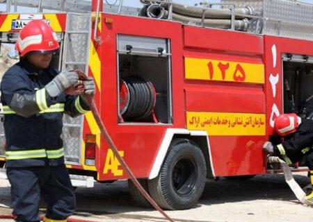 روز آتشین اهواز و تلاش  آتش نشانی