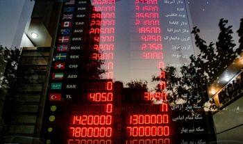 روز نزول قیمت سکه و دلار/ سایه بازار ساز بر بازار