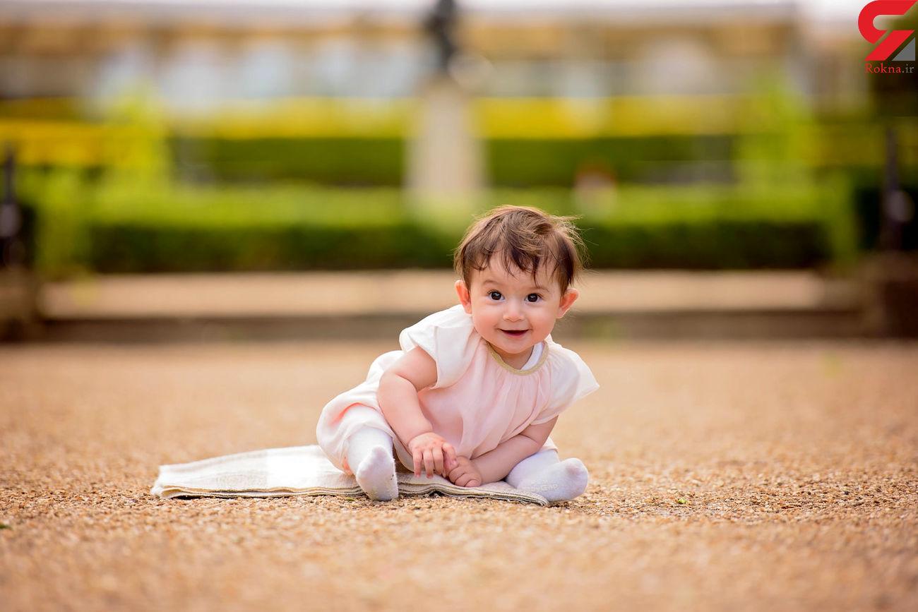 زن جوان بعد از خروج از کما ناگهان به یک بچه تبدیل شد ! + عکس