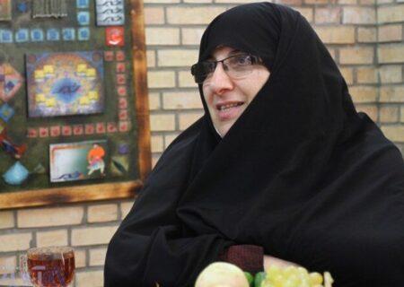 کنایه زهرا شجاعی به سخنگوی شورای نگهبان/انگیزه انتخاباتی با استفاده از زنان!