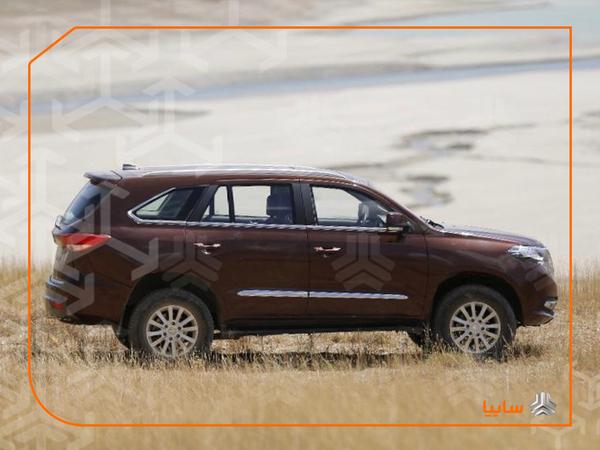 سایپا خودرو بزودی خودروی آفرود را به لیست خود می سازد + عکس