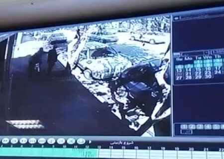 فیلمی از سرقت موبایل یک مشهدی در ۳ سوت