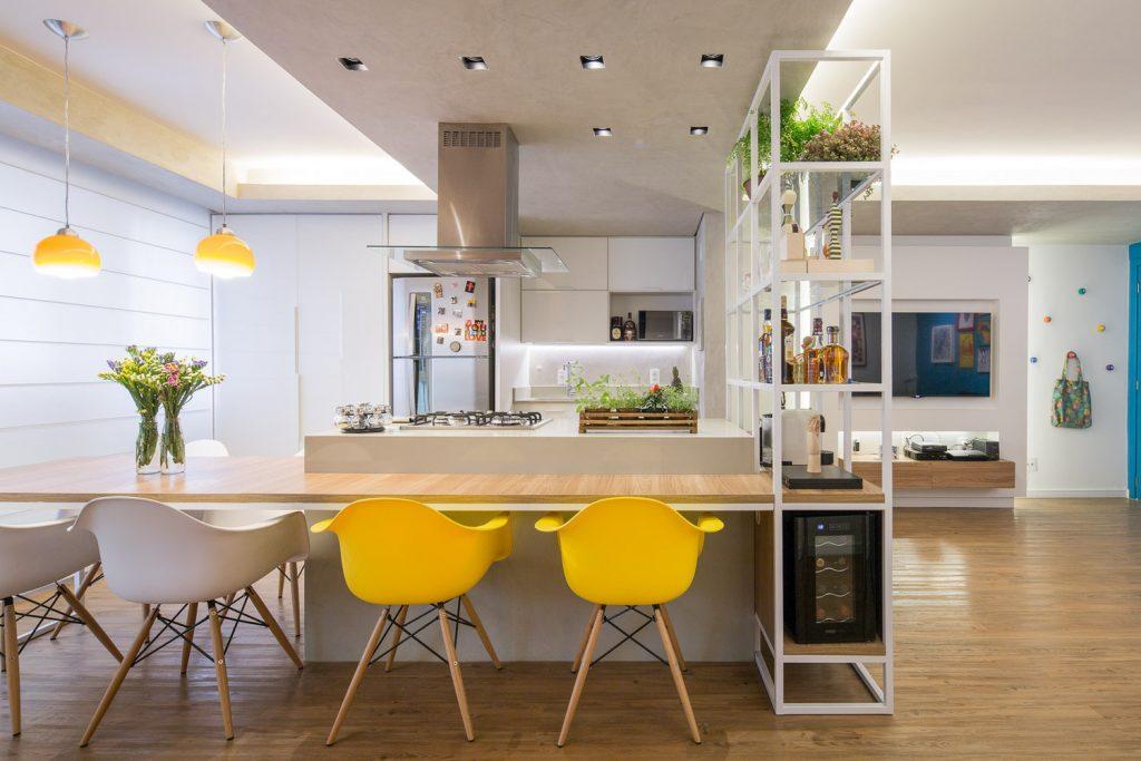 طراحی و اجرای درست چیدمان آشپزخانه