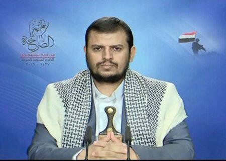 رهبر انصارالله یمن: ماکرون عروسک صهیونیستهاست