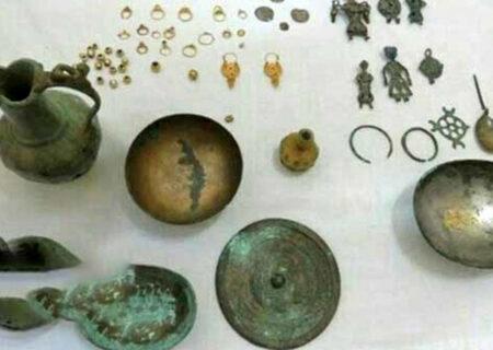 افزایش ۸۰ درصدی کشفیات اشیاء عتیقه در کرمانشاه