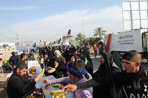 عزیمت موکب ها به عراق منتفی است