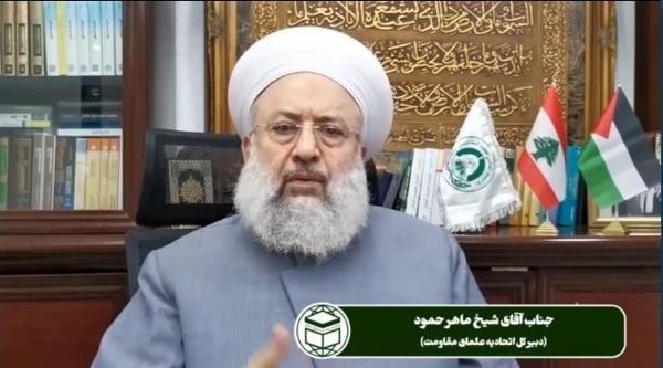 علمای اسلام از گفتن حقایق جهان ابایی نداشته باشند/ ایران، افسانه برتری آمریکا را در هم پیچید