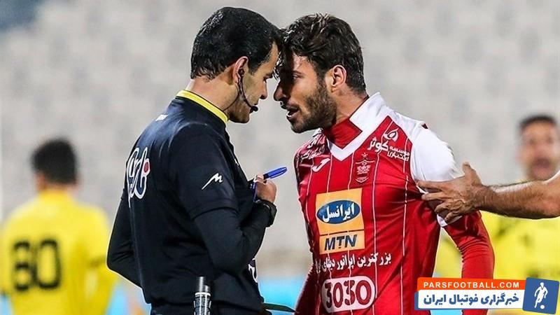 شجاع خلیلزاده ؛ درگیری جنجالی شجاع خلیلزاده با خلعتبری وقتی در اصفهان بازی میکرد