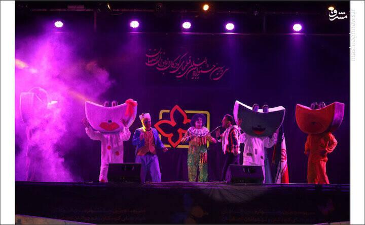 فارابی،تابش، ایلبیگی، جشنواره کودک، استاد هدر دادن سرمایههای ملی