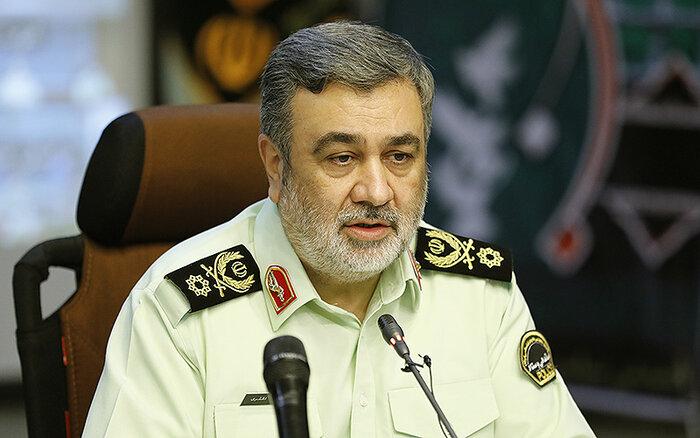 فرمانده ناجا بر پیگیری جدی مصوبات ستاد ملی کرونا تاکید کرد