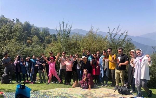 لاکچری ترین تورهای طبیعت گردی ایران با آرامش سفر