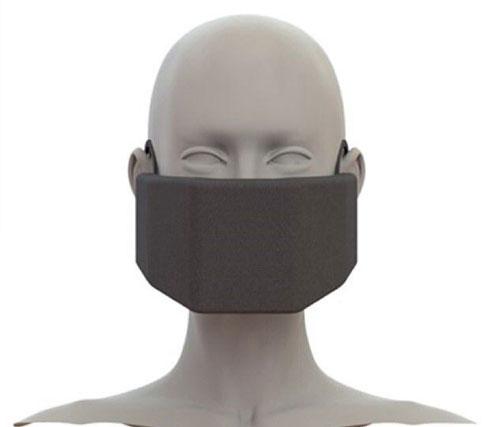 ماسکی که کرونا را میکُشد+عکس