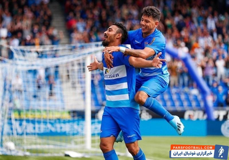 محمد علیپور: باشگاه زووله هلند مخالفت خود را با انتقال رضا قوچان نژاد اعلام کرد