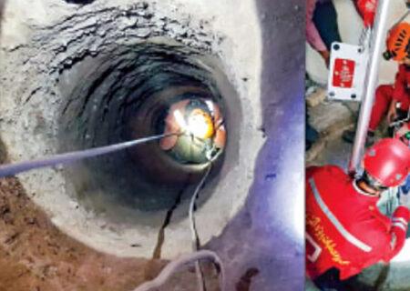 مرگ دردناک ۲ برادر مشهدی در چاه فاضلاب خانه