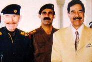 مرگ معاون صدام حسین در اردن