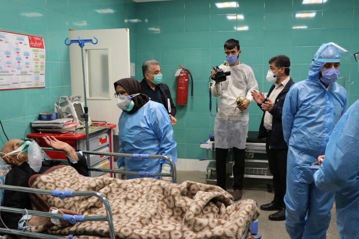 معاون وزیر بهداشت: بیش از ۷۶۰۰ پرستار طی ۲ سال گذشته جذب شدهاند