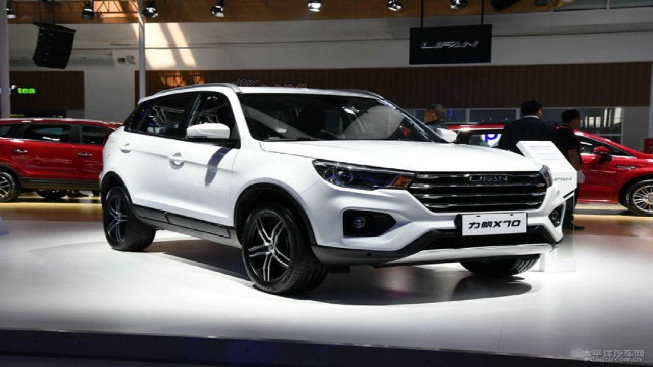 مقایسه خودروی لیفان X70 با هن تنگ X5 + تصاویر و  مشخصات فنی