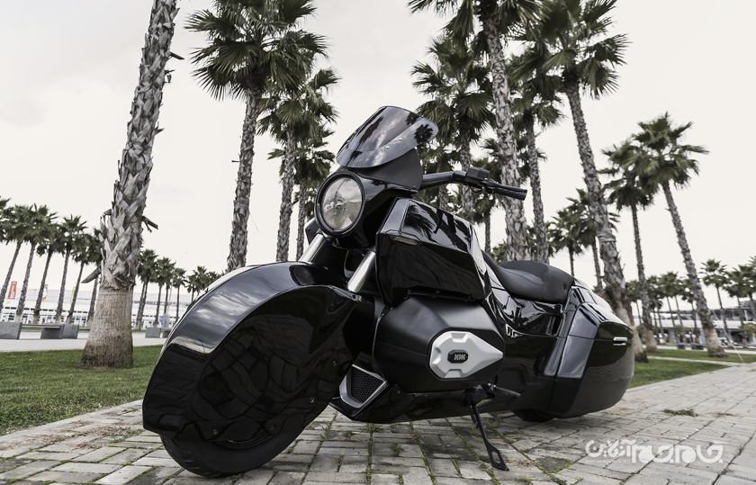 موتورسیکلت ایژ کلاشنیکف+عکس