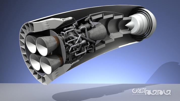 موتور موشک چگونه کار می کند؟؛ قسمت اول+عکس