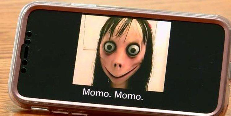 چالش مومو کودک آزاری است