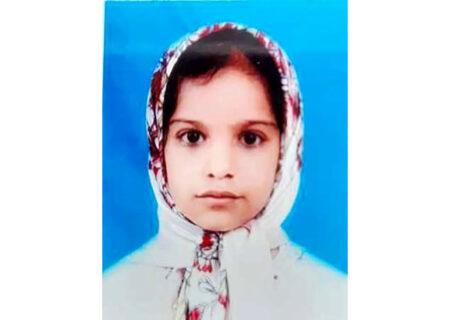 عکس دختری که اشک ارومیه ای ها را درآورد / نازنین شعبانی فقط ۱۱ سال داشت + جزییات