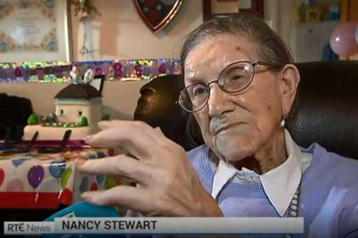 نامه زن ۱۰۷ساله به مردم جهانِ کرونازده