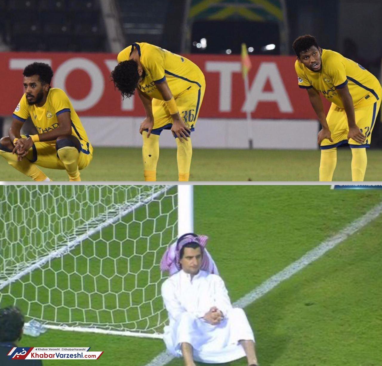 نقشههای شوم النصر علیه نماینده فوتبال ایران در آسیا