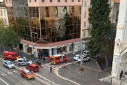 حمله تروریستی در نیس فرانسه دستکم ۳ کشته و تعدادی زخمی بر جای گذاشت