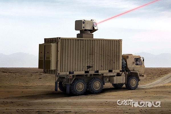 همکاری جنرال اتمیکس و بوئینگ برای توسعه سلاح لیزری با انرژی بالا+عکس