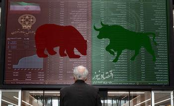 واکنش بورس به تحریم های بانکی آمریکا / افزایش و کاهش سهام بانک ها