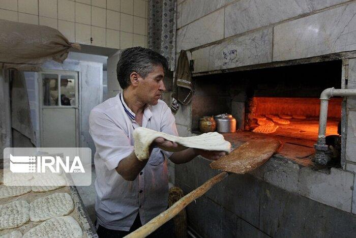 پرسه کرونا در نانواییهای مازندران