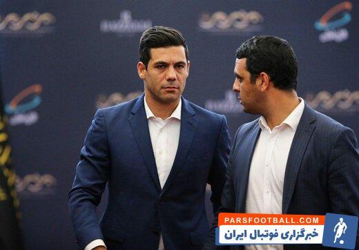 پرسپولیس ؛ اعلام آمادگی ابراهیم شکوری برای مدیرعاملی باشگاه پرسپولیس
