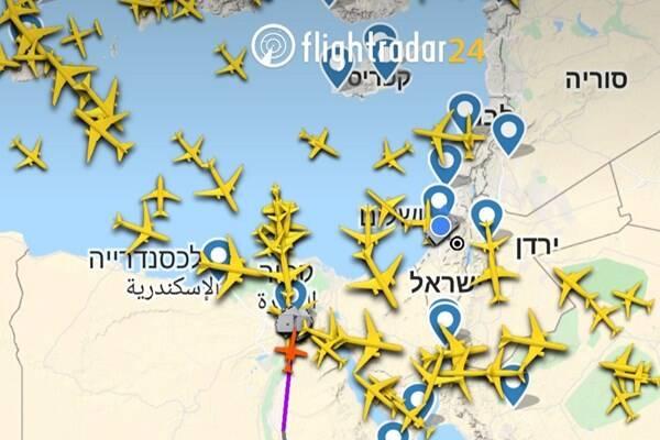 پرواز بیسابقه هواپیمای رژیم صهیونیستی به سودان