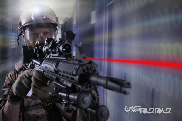 پلیس چین به اسلحه لیزری با برد ۸۰۰ متر مجهز می شود+عکس