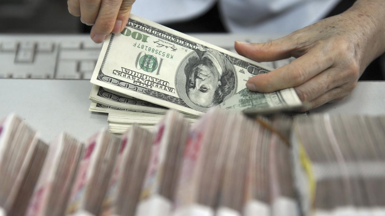 ارزش دلار در بازار جهانی سرانجام پایین آمد