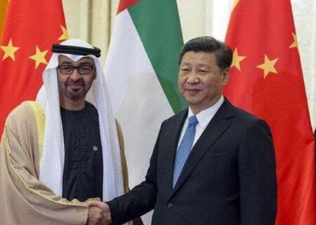 موضوع نامه رئیسجمهور چین به ولیعهد ابوظبی چه بود؟