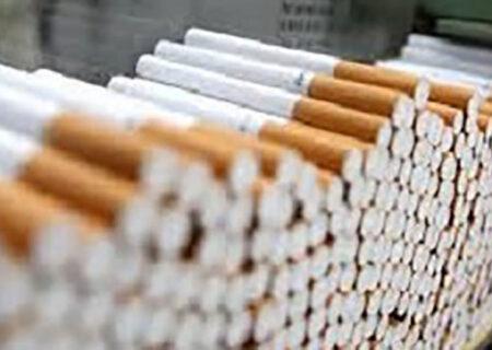 دستگیری قاچاقچی سیگار در اصفهان