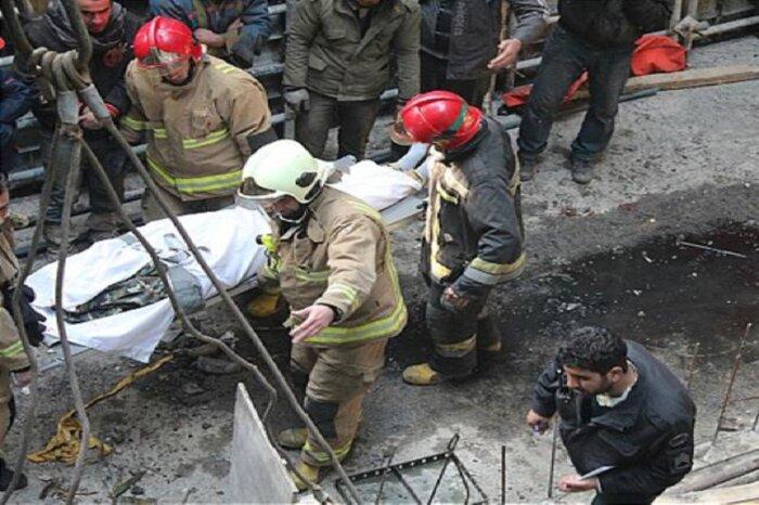 ۶۴ نفر امسال بر اثر حوادث کار در مازندران جان باختند