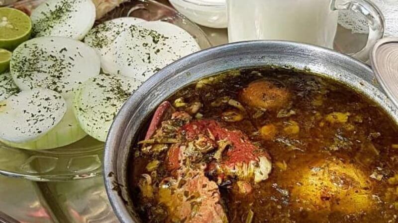 تاریخچه آبگوشت، غذای سنتی ایران همراه با شیوه پخت