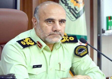 واکنش رئیس پلیس تهران به ارسال اشتباهی پیامکهای حجاب