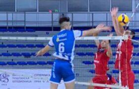 خبرگزاری فارس – لیگ والیبال صربستان| نیس با وجود درخشش سعادت باخت