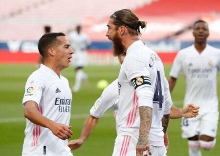 خبرگزاری فارس – خلاصه بازی بارسلونا یک – رئال مادرید ۳